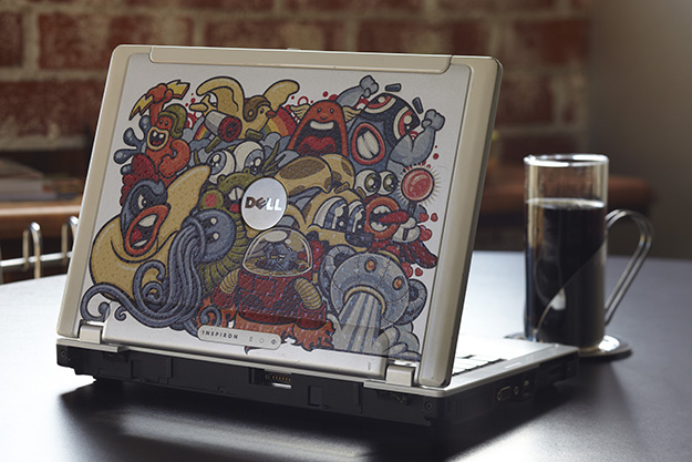 flatbed printing laptop